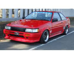 toyota ae86 corolla toyota corolle levin ae86 for sale at jdm expo import jdm sports cars