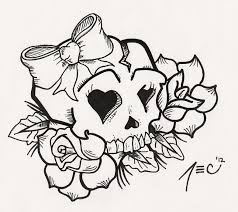 girly tattoo flash drawings pictures to pin on pinterest tattooskid