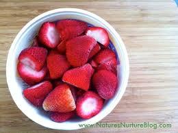 fruit fresh to freeze fresh fruit
