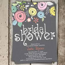 Wedding Shower Invites Printable Spring Country Floral Bridal Shower Invitations Online