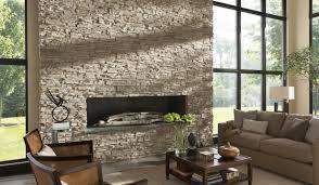 steinwand wohnzimmer 43 beispiele wie steine auf das ambiente - Natursteinwand Wohnzimmer