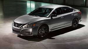 Nissan Altima Horsepower - 2017 nissan altima review with specs price horsepower and photos