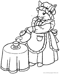image detail for teapot coloring page kentbaby party ideas tea