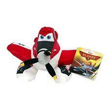 dusty planes soft toy ebay