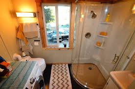 lovely and simple tiny house bathroom ideas ideas bamboo floor and