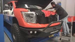 nissan titan performance parts what u0027s up at banks banks ram air 2016 nissan titan 5 0l diesel