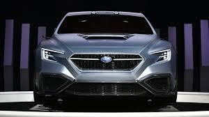 subaru concept truck next subaru wrx sti will probably be a hybrid report says the drive
