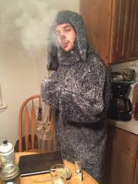 wilfred costume i tried to a themed costume how d i do