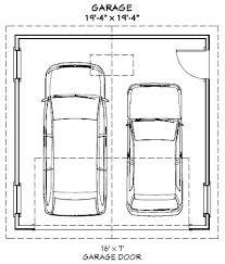 2 car garage sq ft average size 2 car garage average 2 car garage dimensions garage has