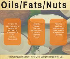 clean eating food list oils food pinterest clean eating food