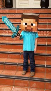 Minecraft Villager Halloween Costume Son U0027s Minecraft Steve Costume Book Week Costume Minecraft
