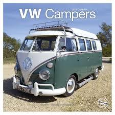 volkswagen camper van avonside vw camper vans wall calendar 2018 avonside from iminto uk