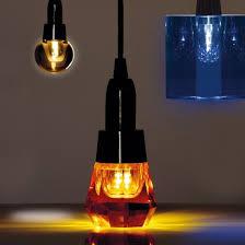 yellow led light bulbs solid crystal led lights