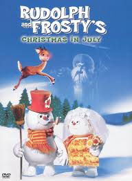 rudolph and frosty christmas in july tv show news videos full