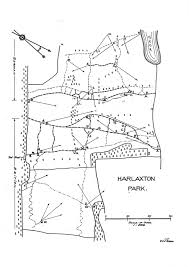 Harlaxton Manor Floor Plan Wwi Trenches Harlaxton Manor Archives