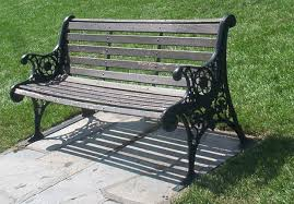 Park Benches Park Bench Slats Midnight Woodworking