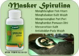 Masker Spirulina Per Butir masker spirulina tiens masker spirulina