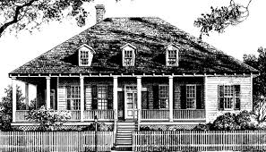Acadian Cottage House Plans Outstanding Cajun Cottage House Plans 8 By John Tee Louisiana