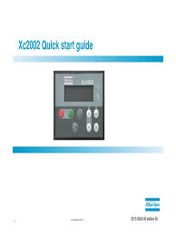 xc2002 quick start guide 1 2013 icon computing electrical