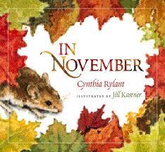 book review in november children s books more