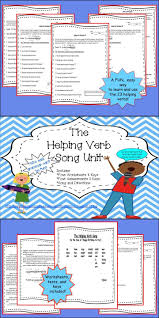 Helping Verb Worksheets 14 Best Spanish Math Images On Pinterest Math Games Classroom
