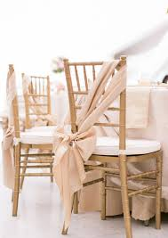 wedding chair bows chair decor archives weddings romantique
