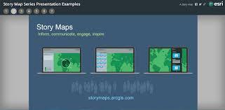 Esri Story Maps Esri Colombia