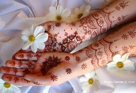 cách xóa hình xăm henna dễ dàng mực xăm henna