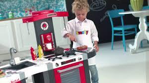 smoby kinderküche tefal touch küche
