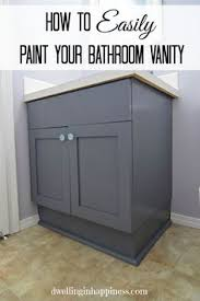 Refurbish Bathroom Vanity Bathroom Updates You Can Do This Weekend Bath Diy Bathroom