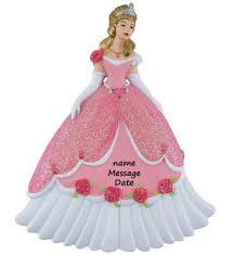 buy princess ornament personalized ornament from a
