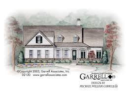 House Plans Traditional Deerfield House Plan House Plans By Garrell Associates Inc