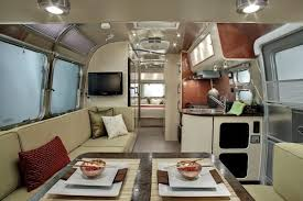 Airstream Custom Interiors Airstream Expands 2010 Model Lineup With New Flying Cloud Sport