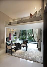 bedroom loft design home interior design