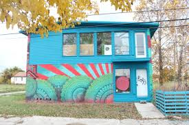 Airbnb Michigan One Of A Kind Airbnb To Offer Travelers Authentic Detroit
