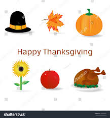 thanksgiving clip images stock illustration 119849464