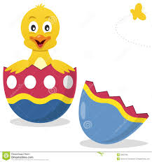 easter egg surprises easter stock images image 8521884