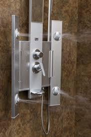 Bathroom Shower Panels Pulse Kapalani Bathroom Shower Panel Unique Design Oversize