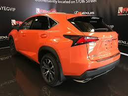all new lexus nx compact new 2017 lexus nx 200t f sport series 1 4 door sport utility in
