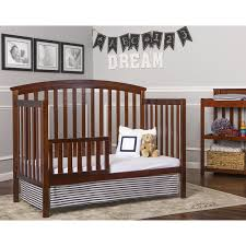 Crib That Converts To Twin Bed by Amazon Com Dream On Me Eden 5 In 1 Convertible Espresso