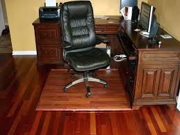 office chair on wood floor protector office chair wood floor