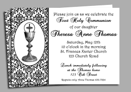first holy communion invitation printable or printed with free