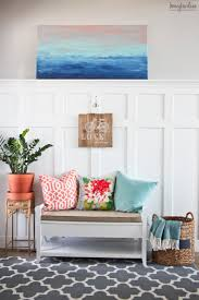 coastal entry refresh house paint colors house and moldings