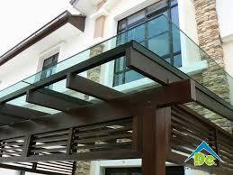 Glass Pergola Roof by Glass T Beam Glass Roofing U0026 Skylight
