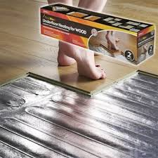Laminate Floor Heating Vitrex Floorwarm Wood And Laminate Underfloor Heating 1 Square Metre