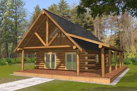 Free Log Home Floor Plans Free Small Cabin Plans With Loft Design House Plan And Ottoman