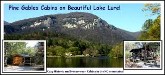 Cottages For Weekend Rental by Pine Gables Log Cabins For Your Vacation Rental In Lake Lure And