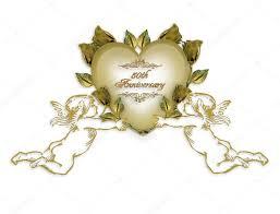 50th anniversary invitation angels u2014 stock photo irisangel 2145530
