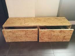 meuble cuisine diy meuble a chaussure en bois de palette meuble cuisine palette beau