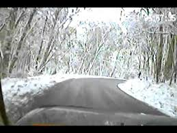 Way To Winter Driving The Alpine Way Thredbo Snow